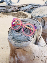 Load image into Gallery viewer, Peoples From  Barbados OVERSIZED Optical Blue Block - PFB 03 - Eye Q Stylist Opticians