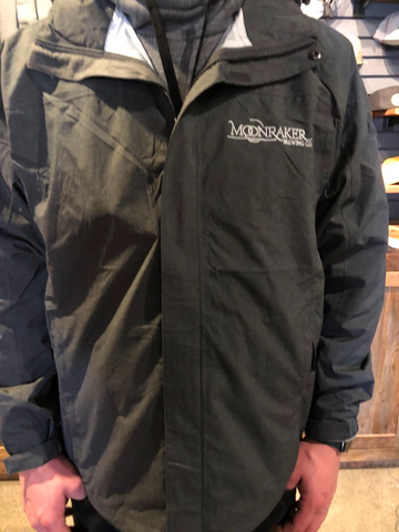 Men's Nylon Rain Jacket