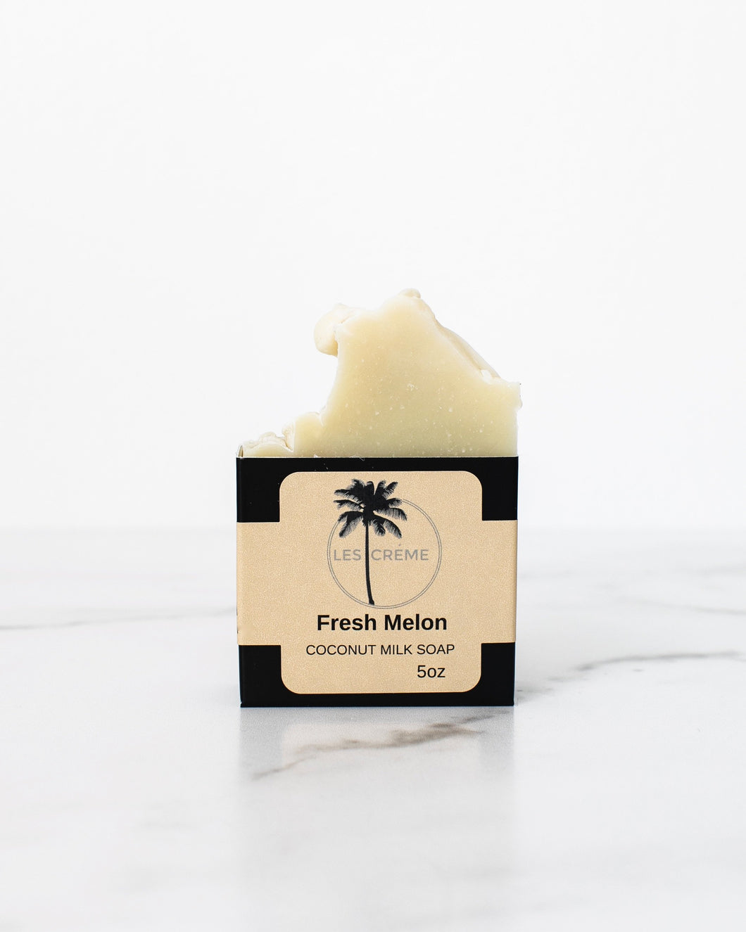 Fresh Melon Coconut Milk Soap