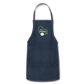 Adjustable Apron - navy