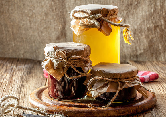 Honey, Jams, Syrups and More
