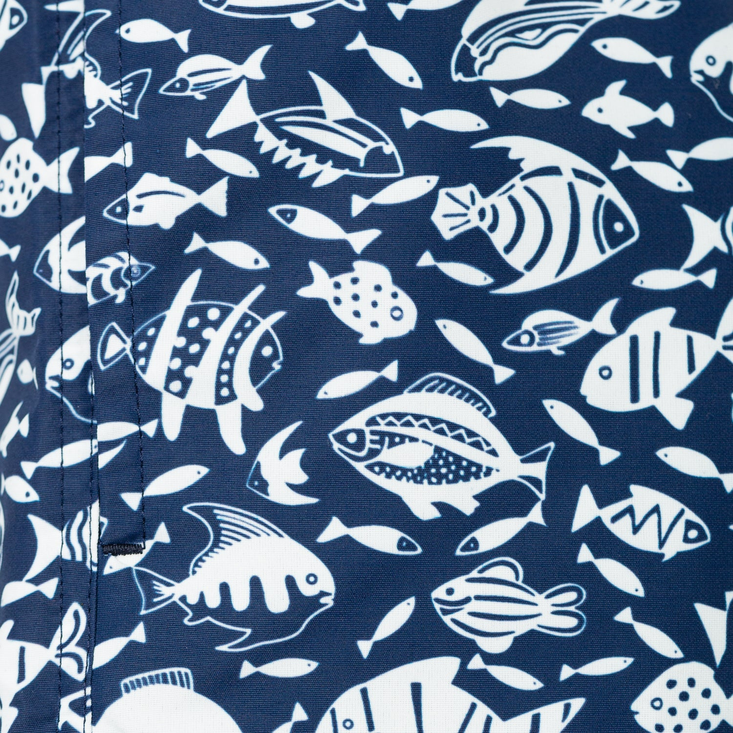 Swimtrunk - Fish print