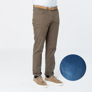 5-pocket pants - Blue denimjeans