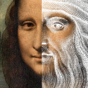 Is the Mona Lisa a self-portrait of Da Vinci?