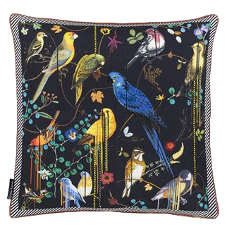 Coussin Bird Sinfonia Christian Lacroix