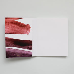 JOUPER Notebooks x 2, Medium Plum