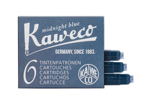 Load image into Gallery viewer, Kaweco CLASSIC Sport Fountain Pen Black + Cartridges