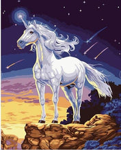 Load image into Gallery viewer, 5D DIY Diamond Painting Unicorn shine