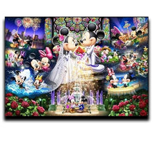 Load image into Gallery viewer, 5D DIY Diamond Painting Mickey Mouse