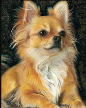 Load image into Gallery viewer, 5d DIY Diamond Painting Animals Dog
