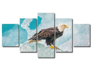 Diamond Painting eagle