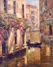 Load image into Gallery viewer, Diamond Painting classic Venice
