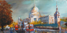 Load image into Gallery viewer, St pauls at dawn