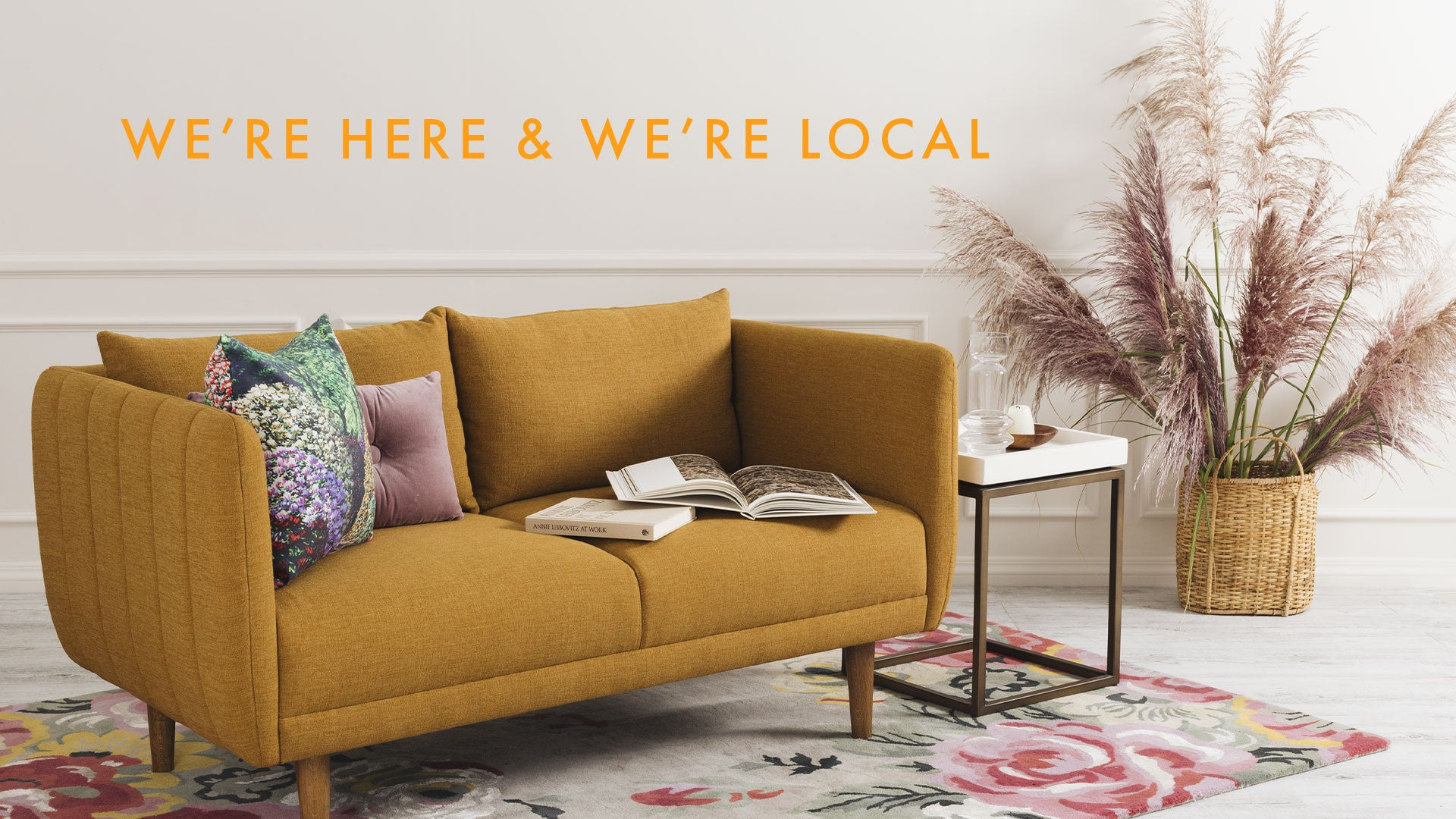 Botanica Furniture - We're here and we're local