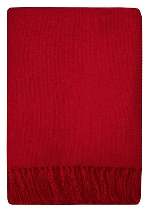 Rhapsody Throw - Red