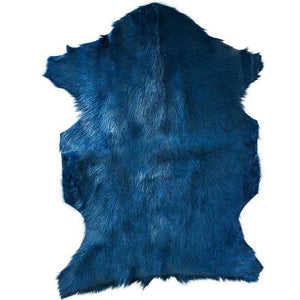 Adore Goatskin Hide - AIrforce Blue