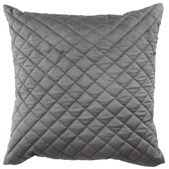 Belvoir Cushion - Charcoal