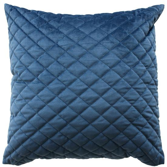 Belvoir Cushion - Indigo Blue