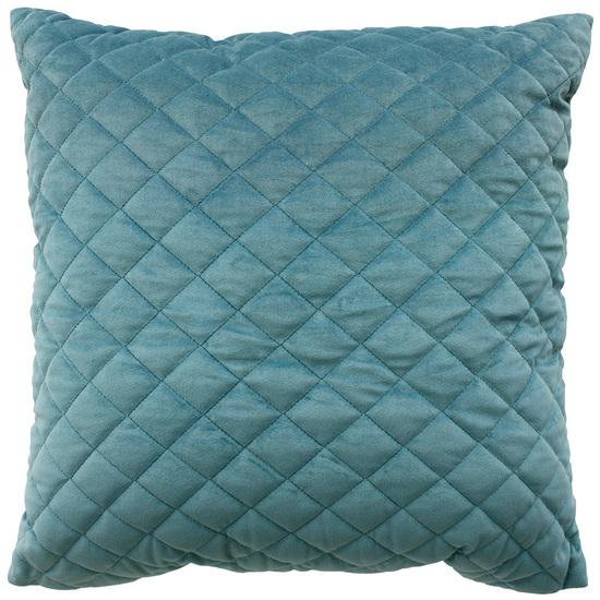 Belvoir Cushion - Duck Egg Blue
