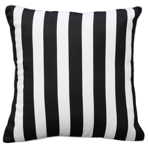 Branch Stripe - Black