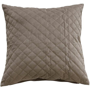Belvoir Cushion - Taupe