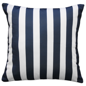 Branch Stripe - Navy