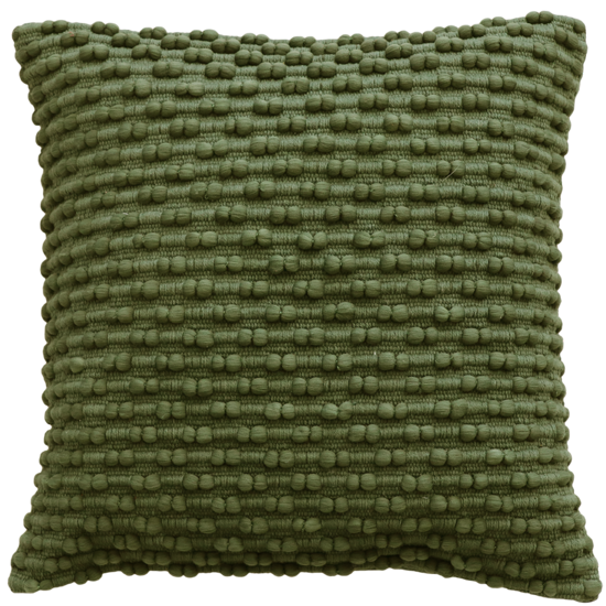 Kaikoura Cushion - Dark Olive