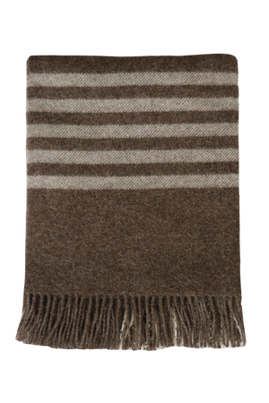 Addison Throw - Taupe