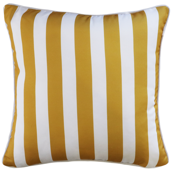 Branch Stripe - Ochre