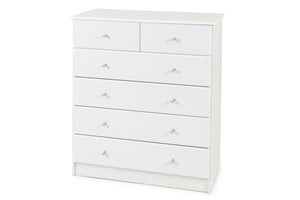 Pearl Bay Spilt Tallboy - Five Drawers