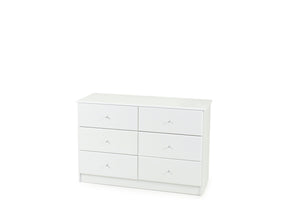Pearl Bay Lowboy - Six Drawers