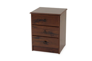 Newport Bedside - Three Drawers