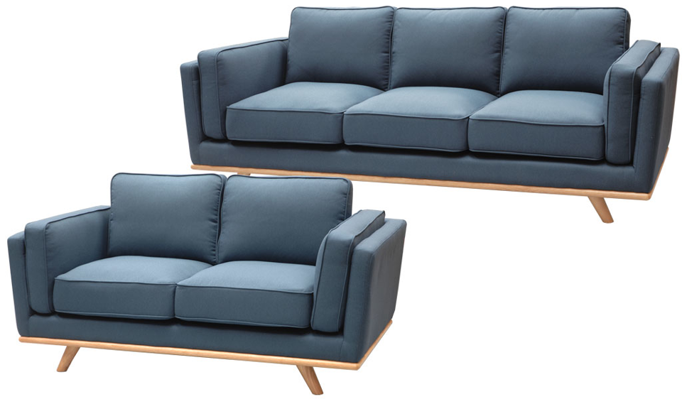 Adair Lounge Suite - Three + Two Seater