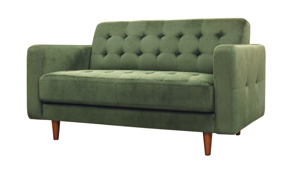 Iris Two Seater Sofa - Green