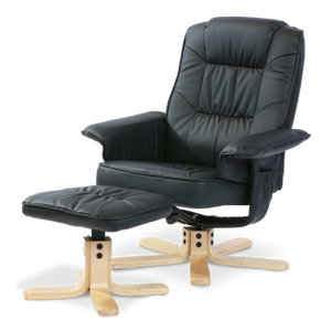 Relaxus Recliner - Black