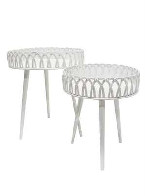 Dove Side Tables