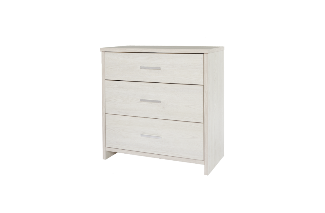 Atlas Lowboy - Three Drawers