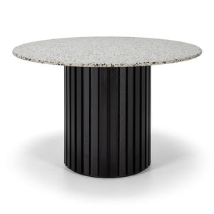 Terrazzo Round Dining Table
