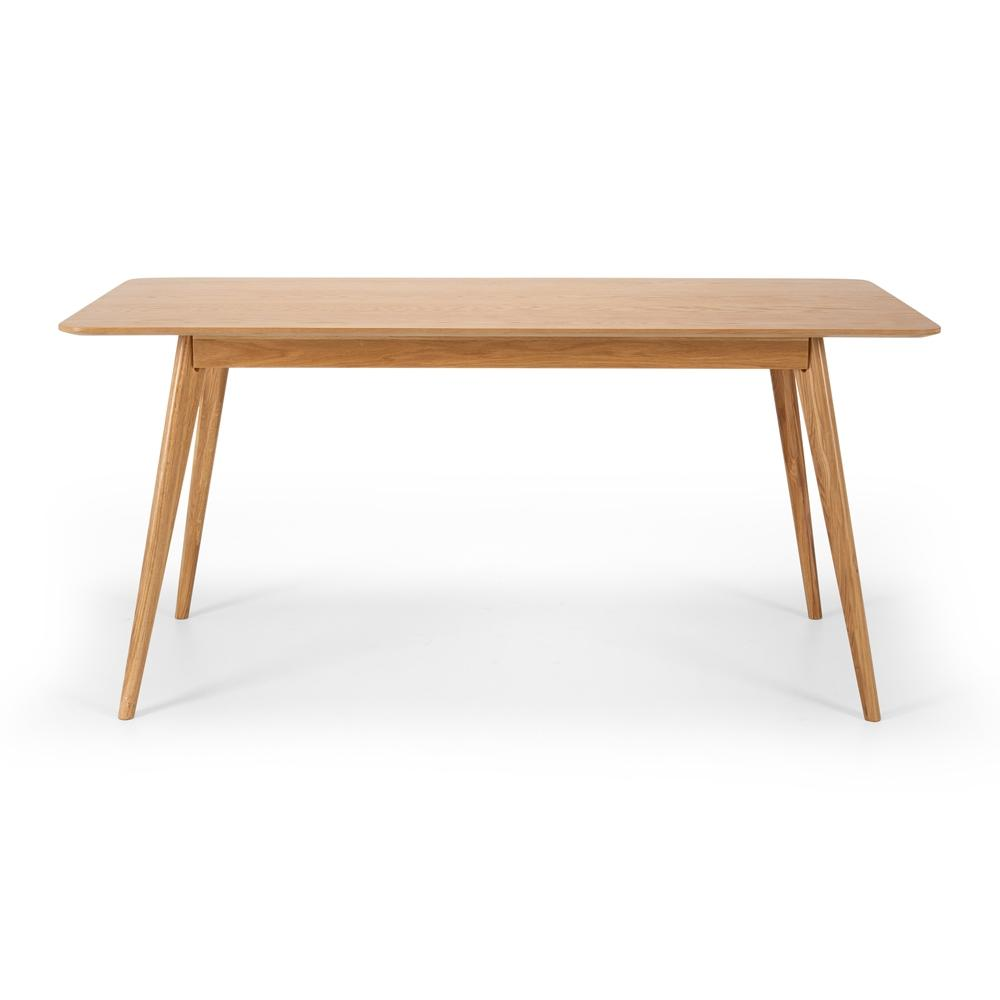 Radius Dining Table Oak - 160