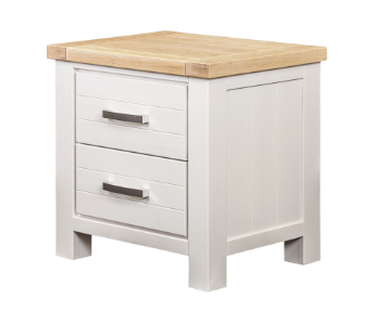 Sardinia Bedside - Two Drawers
