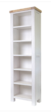 Sardinia Bookcase - Narrow