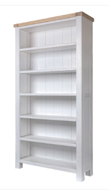 Sardinia Bookcase - Wide