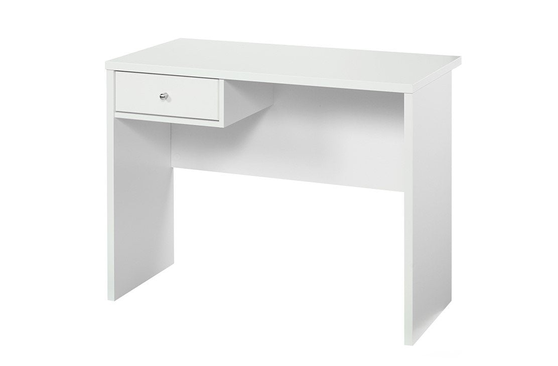 Cosmo Desk White - One Drawer