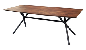 Ackley Dining Table - Acacia
