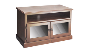 Mangrove Tv Unit - Small, Glass Doors