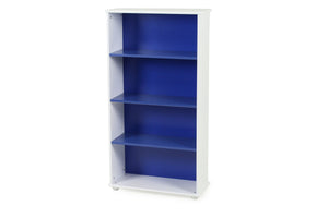 Carnival Small Bookcase - Blue