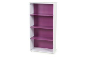 Carnival Small Bookcase - Purple