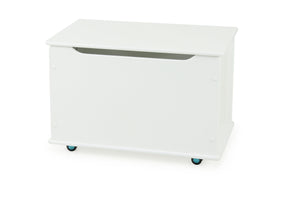 Carnival Toy Box White