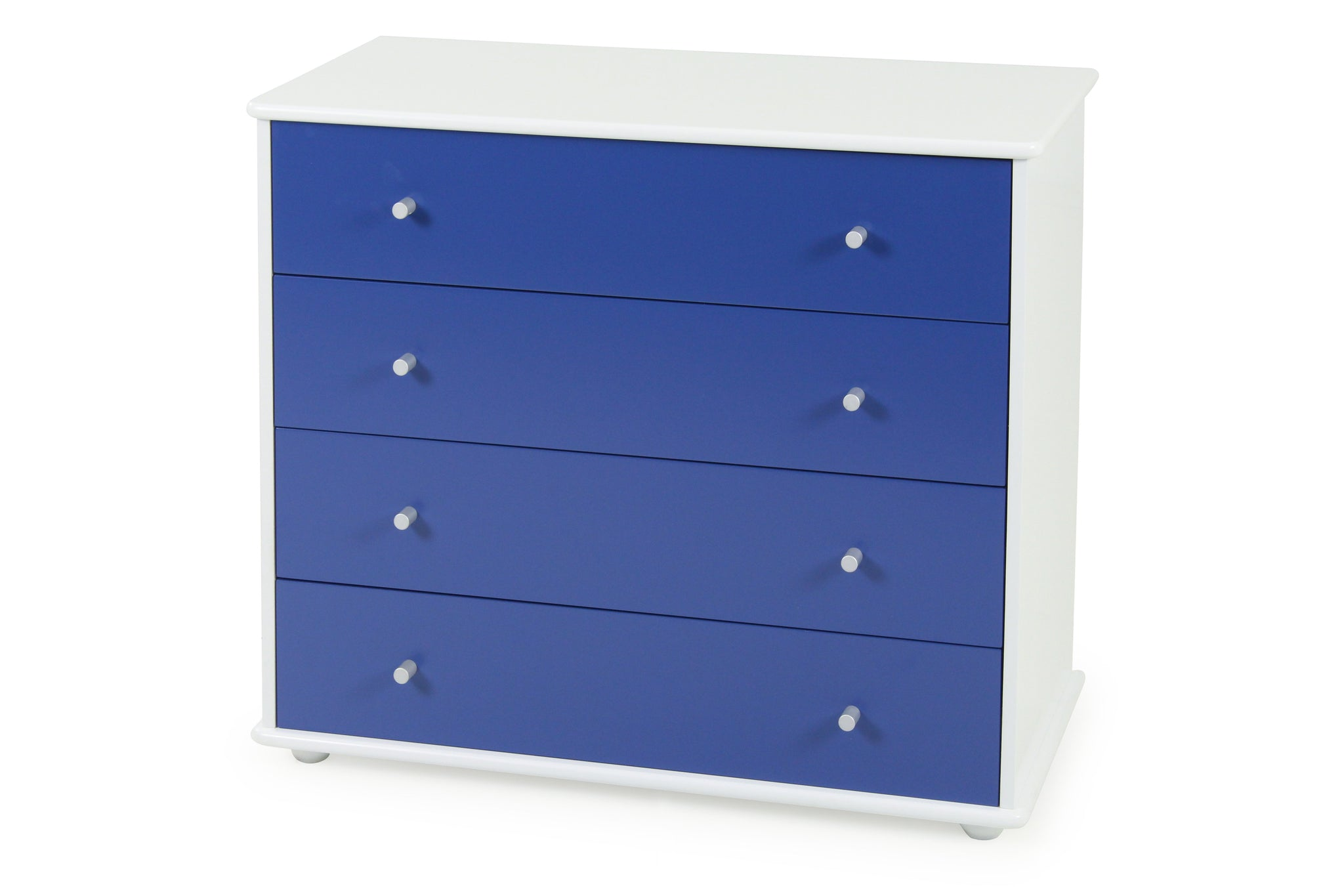Carnival Dresser Blue- Four Drawers