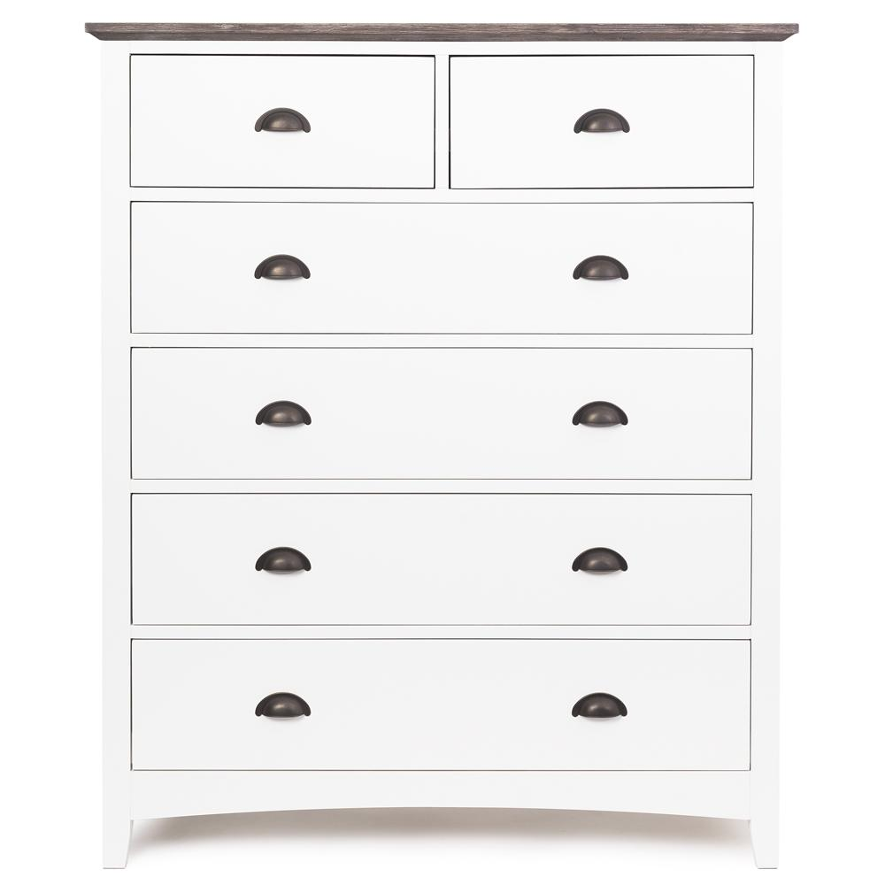 Provence Chest - Six Drawers